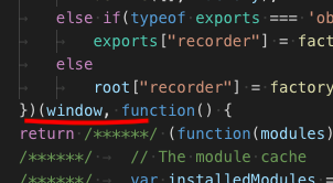 错误的window参数
